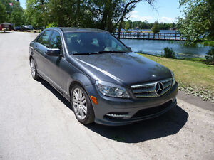 2011 Mercedes-Benz C250 4Matic Sport Package $316 Monthly