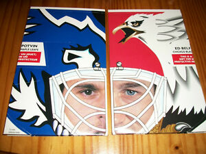 1994-95 Kraft Goalie Masks including Patrick Roy West Island Greater Montréal image 2