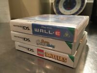 Nintendo DS + 3 Games Included