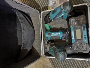 Makita 12v tools