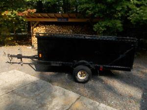 4 x 8 Utility Trailer Foresale