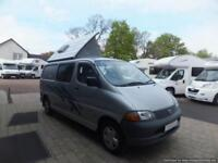 Devon Rio Grande campervan for sale four seat belts