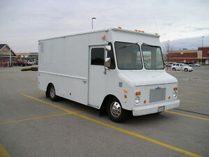 LOOKING FOR A GRUMMAN STEP VAN