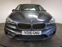 2015 15 BMW 2 SERIES 2.0 218D LUXURY ACTIVE TOURER 5D AUTO 148 BHP DIESEL