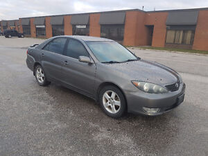 2005 Toyota Camry SAFETY / E-TEST / WARRANTY