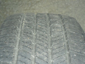 Michelin X-Green Defender M+S Tires (used)
