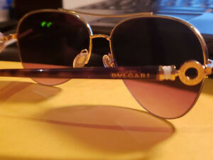 Men and Women's Bulgari Sun Glasses