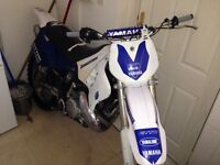 Yz 250 1995 swaps for 125