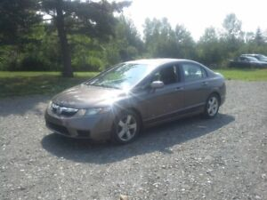 2010 Honda Civic Sedan !! AUTO !! NEW M.V.I. !!