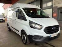 2019 Ford Transit Custom 300 L2H2 LWB High Roof Van *Air Con* Euro 6 Panel Van D