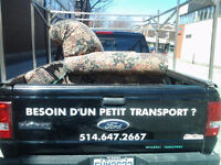 Un petit transport ? 514 647-2667