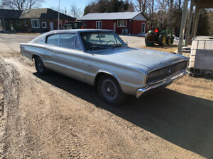 Trade my 1966 charger for trade