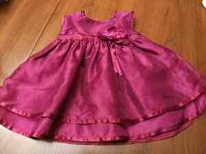 Girl's 6 - 9 month size outfits