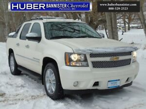 2010 Chevrolet Avalanche 4X4/Leather/Sunroof