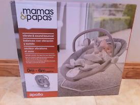Mamas & Papas Apollo Bouncer