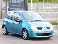 Renault Modus 1.4 16v, Expression, 2004, 71 000 Miles, 6 Months AA Warranty, 1