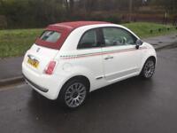 2012 FIAT 500C 1.2 Lounge Dualogic s s 2dr Auto