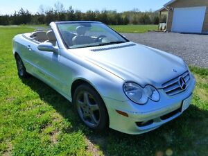2008 Mercedes-Benz CLK 350  Convertible
