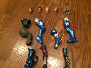 Marvel BAF(build a figure) pieces