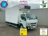 2013 Mitsubishi Canter 7C15 34 - 7.5 TONNE - 13 FT 8 CARRIER INSULATED FRIDGE +