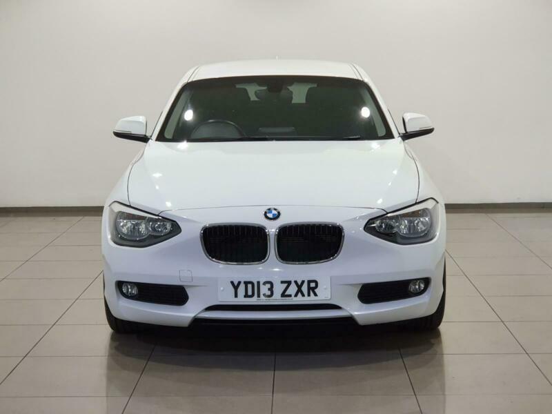 BMW 116 1.6TD Sports Hatch 2012 d EfficientDynamics,SERVICE HISTORY, £0 ROAD TAX