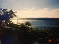 Waterfront property,beautiful Bras D ' Or Lakes, Cape Breton NS