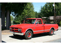 1968 GMC Pick Up Truck