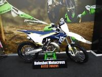 Husqvarna TC 125 Motocross Bike clean example