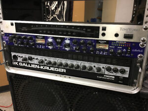 Bass gear for sale