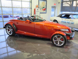 2001 Plymouth Prowler Cabriolet
