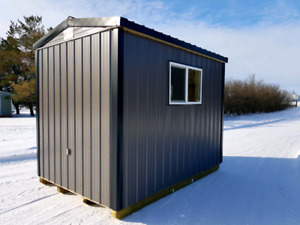 POWER SHACKS/ PUMPHOUSES/ DRYER BUILDINGS- order now for spring!