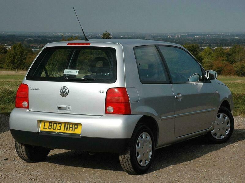 Volkswagen Lupo 1.4 S One Owner 12,000 miles S/History ***SOLD***