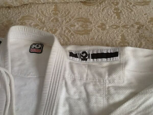 KOHLER  JUDO KARATE GI  uniform (180 cms) + extra pants Cambridge Kitchener Area image 2
