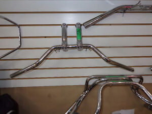 Harley Softail Risers & bars- recycledgear.ca