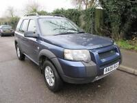 2005 LAND ROVER FREELANDER 2.0 TD4 S AUTOMATIC DIESEL 4X4