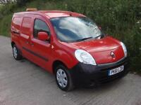 2011 61 Renault Kangoo Maxi Extra 1.5dCi LL21 dCi 85+ Maxi Van AIR CON