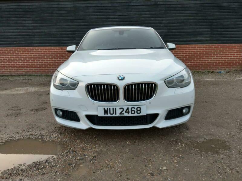 2012 BMW 5 SERIES GRAN TURISMO 3.0 530d M Sport GT Auto 5dr Hatchback Diesel Aut