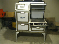 1920's Acme Gas Range Cook Stove 4 Ovens Beauty London Ontario Preview