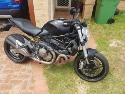 2015 Ducati Monster Warnbro Rockingham Area Preview