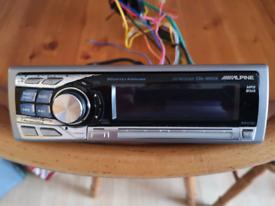 Alpine CDA-9855R Car Radio CD MP3