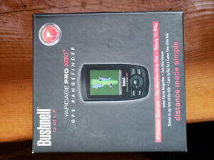 Golf Bushnell Yardage Pro XGC  Range Finder