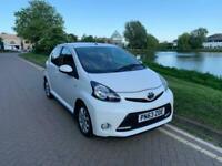 2013 Toyota AYGO 1.0 VVT-i Mode Multimode 5dr (a/c) Hatchback Petrol Automatic