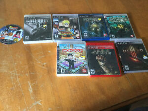 Selling ps 3 games