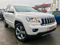2011 Jeep Grand Cherokee 3.0CRD V6 Auto Limited **Nav - Heated Leather**