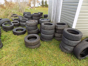 Tires Used and New Overstocked Calls ONLY  743-2551 St. John's Newfoundland image 1