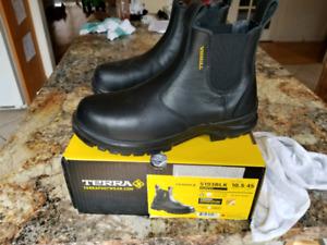 Terra Murphy Mens safety boots
