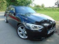 2014 BMW 1 Series 116i M Sport 5dr Nav, Headlight and Comfort Pack! 5 door H...