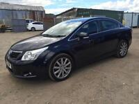 Toyota Avensis 2.2D-4D 2010 T Spirit Manual Diesel With PCO Badge ( FULLY LOADED