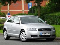 Audi A3 1.6 100bhp 2004 Special Edition..1 F/KEEPER + FULL SERVICE HISTORY