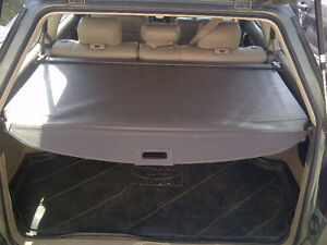2000-2004 Legacy Outback cargo cover